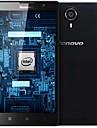 "Lenovo K80M 5.5 "" Android 4,4 4G smarttelefon (Enkelt sim Quad Core 13 MP 4GB + 64 GB Svart Röd Vit)"