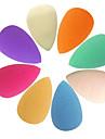 Gouttelettes d'eau Forme Beauté Maquillage Houppette (couleur aléatoire)