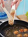 1 st Köttbulle Grytstativ och tillbehör For för kött Plast Multifunktion Miljövänlig Hög kvalitet Kreativ Köksredskap Originella