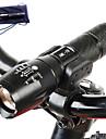 Belysning LED-Ficklampor LED 3000 Lumen 5 Läge Cree T6 18650 / AAAJusterbar fokus / Vattentät / Laddningsbar / Stöttålig / Greppvänlig /