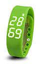 Smart armband / AktivitetsmonitorBrända Kalorier / Temperatur Display / Vattenavvisande / Stoppur / Stegräknare / Distansmätning /