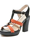 sandale din piele pentru femei aokang® lui - 132811032