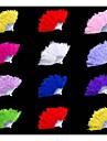 Pană Ventilatoare și umbrele de soare-# Piece / Set Ventilatoare de Mână Temă Asiatică Temă Clasică Temă Basme Tema boem Tema VintageRoșu