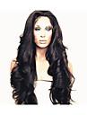 """vierge sans colle de vague de corps de cheveux pleine dentelle perruques de cheveux humains brésiliens pour les femmes noires 10 """"-30"""""""