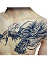 étanche tatouages temporaires grand bras faux transfert tatouage autocollants de pulvérisation sexy