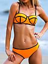 culoare sexy seturi bloc de neopren bikini femei