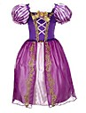 Fata lui Violet Jacquard Poliester / Amestec Bumbac / Organza Toate Sezoanele Violet
