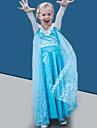 Fata lui Fata lui Rochie/Set Îmbrăcăminte Vară Amestec Bumbac Manșon Lung