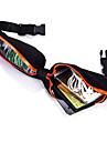 Ceinture poche Sacs Banane Sac de téléphone portable pour Fitness Sport de détente Equitation Cyclisme/Vélo Course Jogging Sac de Sport