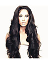 avant de dentelle de cheveux humains perruques ondulées cheveux vierge perruques bon marché brésilien densité de 130%