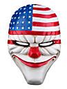 Masques d'Halloween / Masques de Carnaval Personnage de film Déco de Célébrations Halloween / Mascarade 1Pcs