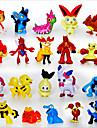 poche peu d'action monstre 24pcs chiffres mini-figurines de monstres mignons jouets meilleur noël&3cm de cadeaux d'anniversaire