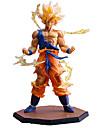18cm figurine dragon Dall z super-Saiyan fiul Goku PVC model de jucărie de colectie
