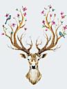 Animale Perete Postituri Autocolante perete plane Autocolante de Perete Decorative,PVC Material Detașabil Pagina de decorarede perete