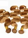 Tissages de cheveux humains Cheveux Brésiliens Ondulation naturelle tissages de cheveux