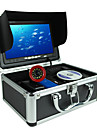 Détecteur de Poissons Etanches LED Pêche en mer Pêche sur glace Bateau de pêche / Pêche à la traîne Portable LCD Aucun Avec fil 18650