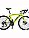 Vélo Route Cyclisme 21 Vitesse 26 pouces/700CC 40mm Femme / Aux femmes / Unisexe SHIMANO TX30 Frein à Double Disque Ordinaire Mono poutre