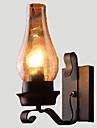 AC 100-240 60 E26/E27 Rustik Vintage Kontor/Business Målning Särdrag for Ministil,Uppåt Vägglampetter vägg~~POS=TRUNC