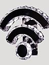 ecolight® wifi kristall ledde / vägg lampetter kristall / ledde modern / samtida / säng / vardagsrum / hotell / metall