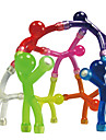 Jouets Aimantés 10Pcs Jouets Aimantés Jouets Executive Puzzle Cube DIY Toys Boules magnétiquesRouge / Blanc / Bleu / Jaune / Orange /