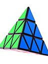Shengshou® Slät Hastighet Cube Pyraminx / Alien Magiska kuber Svart Blekna Plastic