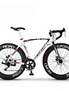 Road Bikes Cykelsport 14 Hastighet 26 tum/700CC 70mm Herr / Unisex SHIMANO A050 Dubbel skivbroms Icke-dämpningMonocoque / Hård svans