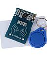 rc522 rfid-modul + IC-kort + S50 Fudan kort nyckelband för (för Arduino) ger utvecklingskod