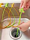 țeavă de bucătărie dispozitiv cârlig de dragare de dragare pentru cârlig de canalizare intern chiuveta de scurgere curat cârlig Kellog
