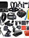 Accessoires pour GoPro,Etui de protection Monopied Trépied Sacs Vis Buoy Grande Fixation Ventouse Caméra Sportive Avec Bretelles Fixation