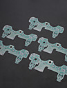 ersättning ombord band för ps3 trådlösa handkontrollen (5-pack)