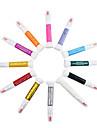12st 2in1 fina pennspets och nagellack borste nagel konst målning penna nagel konst dekoration kit