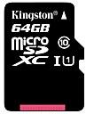 Kingston 64GB Micro SD-kort TF-kort minneskort UHS-1 class10