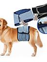 Câine Pantaloni Îmbrăcăminte Câini Casul/Zilnic Solid Negru Albastru