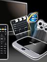 x6 android 4.4 boîte de Smart TV (wifi, blue-tooth, LAN, USB, HDMI, tf)