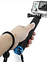 Accessoires pour GoPro, Perche Télescopique Monopied Poignées Fixation Pour-Caméra d'action, Gopro Hero 5/4/3/3+/2/1 1pcs métal caoutchouc