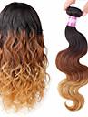 Nyans Peruanskt hår Kroppsvågor 1 st. hår väver