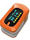 SPortguard fingerspetsen pulsoximeter SpO2 pulsmätare - Orange
