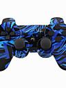 joystick-ul fără fir Bluetooth dualshock3 marcæ controler reîncărcabilă gamepad pentru Sony PS3 (multicolore)