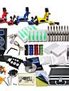 grands kits de tatouage 3 machine rotative boîte de puissance nouvelle de conception