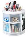 360 ° de rotation cosmétiques support de stockage boîte de pinceau de maquillage pot organisateur cosmétique (3 couleurs sélectionnables)