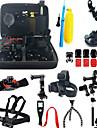Accessoires Kit Kit Antichocs Tout en un PourXiaomi Camera Gopro 5 Gopro 4 Gopro 3 Gopro 2 Gopro 1 Sports DV Rollei action came 420