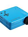 LED1018 LCD QVGA (320x240) Projecteur,LED 600lm Mini Projecteur