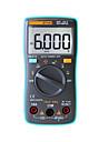 Zt101 tura digitală rms 6000 numără multimetru ac / dc curent tensiune de tensiune rezistență tester