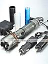 Lampes Torches LED Lampes de poche LED 1000/1200/2000 Lumens 5 Mode XM-L2 T6 18650 AAAFaisceau Ajustable Etanche Rechargeable Surface