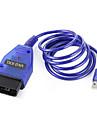 409.1 cablu USB scaner auto instrument de diagnosticare OBD2 pentru scaun vw audi - albastru