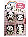 4pcs set panda cake cookie cutter mögel kök kex mögel