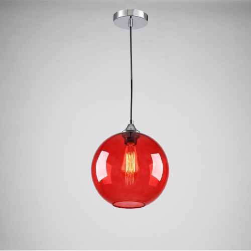 New Modern Glass Pendant Lamp Ceiling Light Fixture