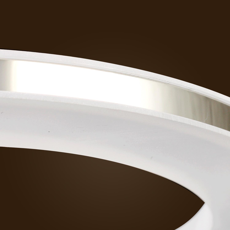 acrylic pendant ceiling light led modern chandelier chic. Black Bedroom Furniture Sets. Home Design Ideas