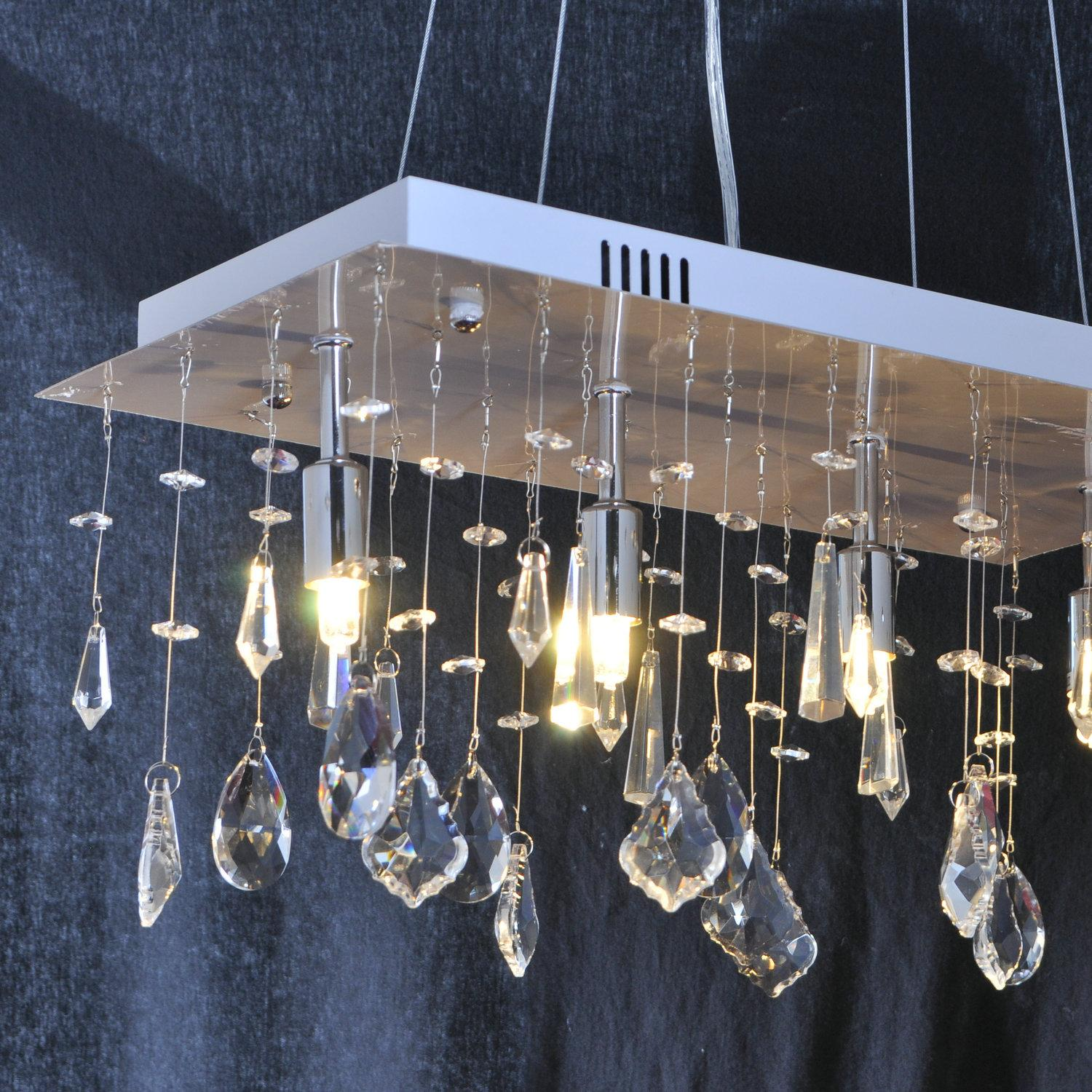 Crystal Chandelier Quality Types: Luxury High Quality Crystal Chandelier Living Room Dining