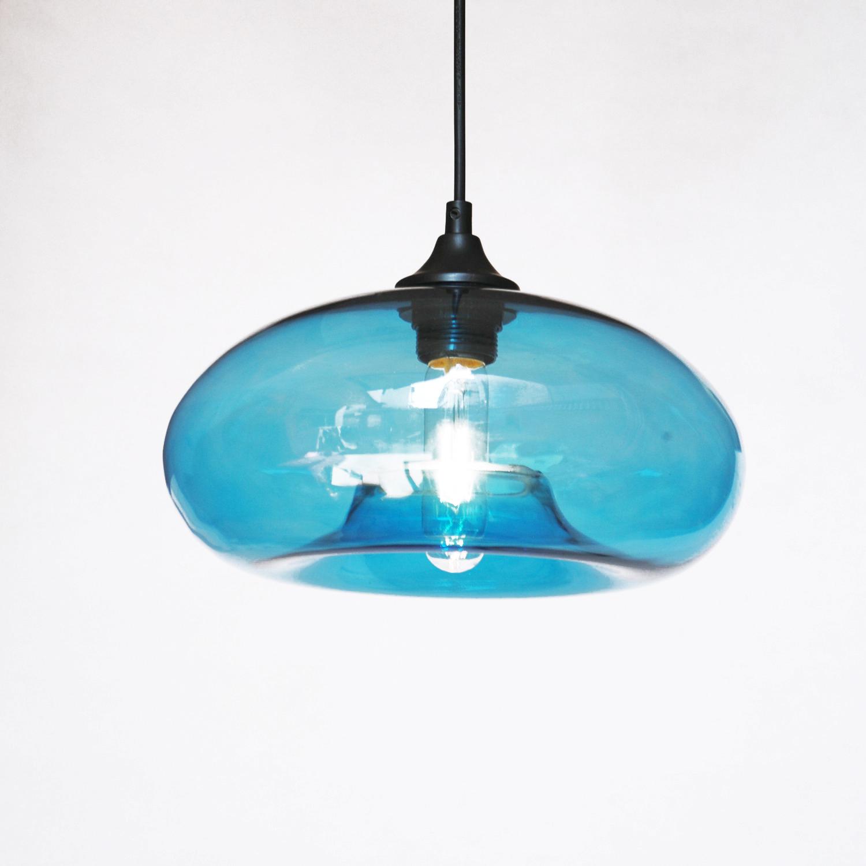 ROSE Retro Glass Ceiling Light Vintage Chandelier Pendant